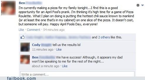 april fools food pizza prank - 6058493952