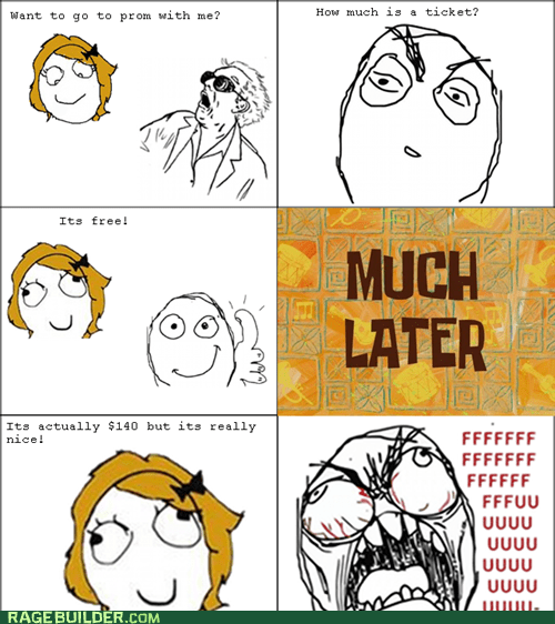 great scott,gu guy,prom,Rage Comics