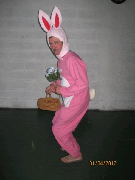 sketchy bunnies