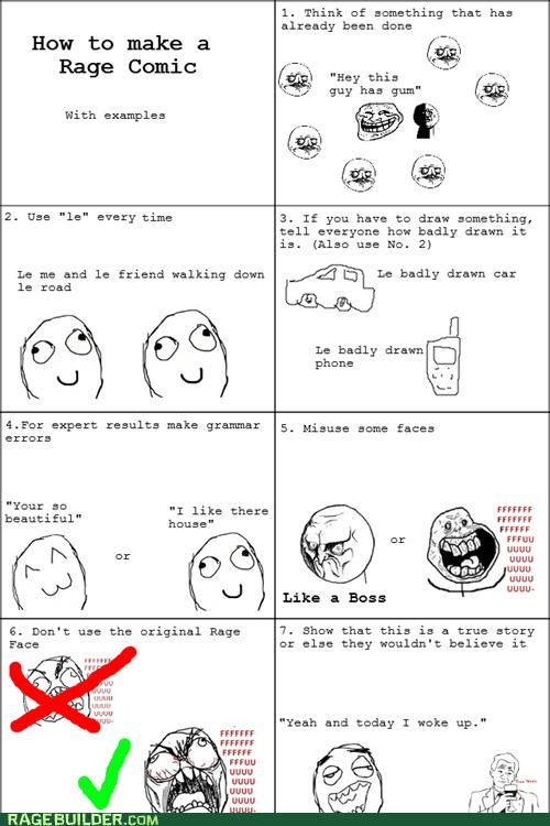 grammar misuse Rage Comics true story - 6059960832