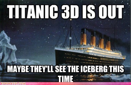 art funny Hall of Fame Movie titanic - 6060884480