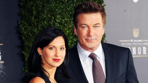 30 rock,alec baldwin,celeb,engagement,hilaria thomas