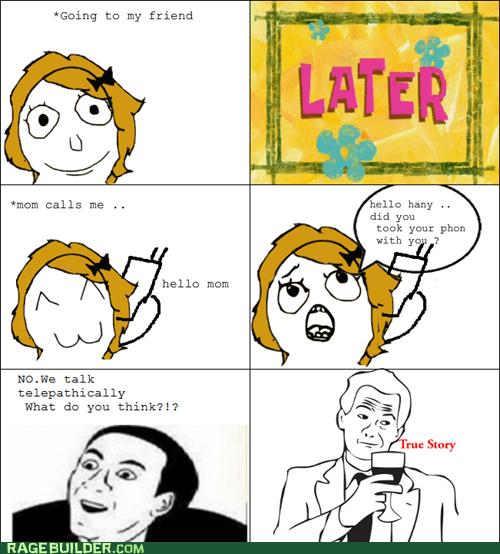 phone Rage Comics true story you dont say - 6061330688