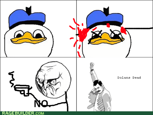 dolan and friends f yeah freddie no Rage Comics - 6061396224