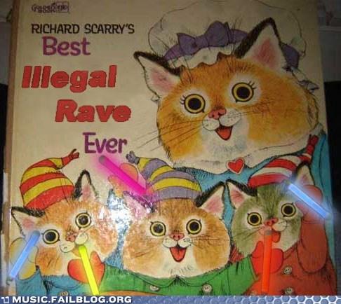 cat parenting rave - 6061480960
