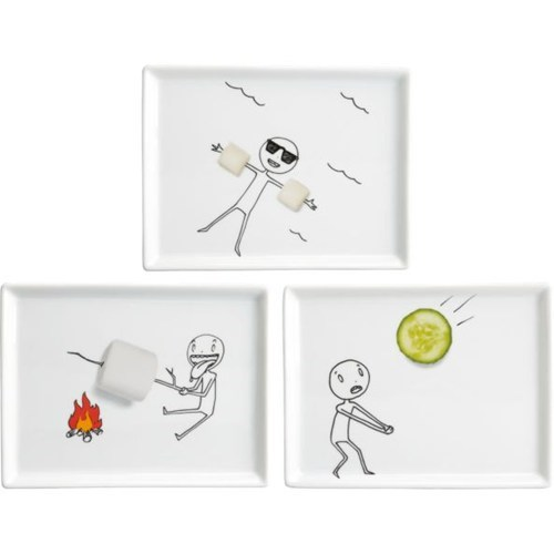 active marshmallows people plates play - 6061582336