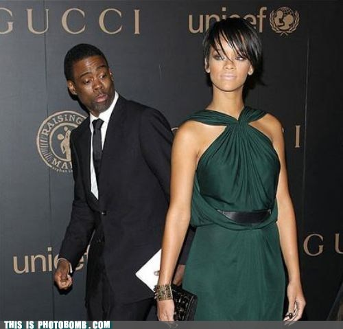 celeb Celebrity Edition chris rock gucci rihanna - 6061614848