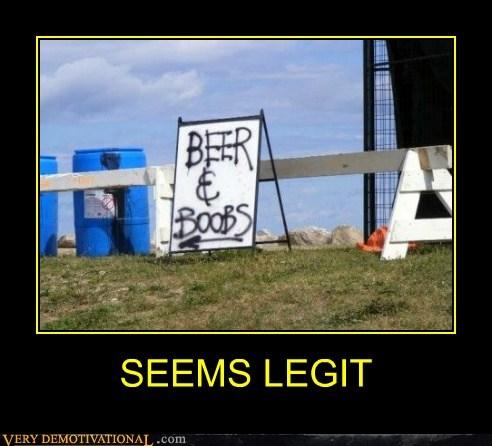 bar beer bewbs hilarious sign - 6061653248