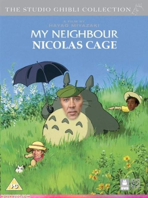 actor celeb fake funny Hall of Fame nic cage nicolas cage shoop - 6061719040