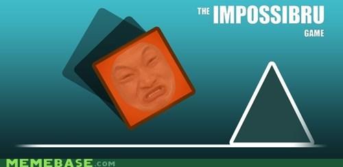 flash impossible game impossibru Memes - 6061874944