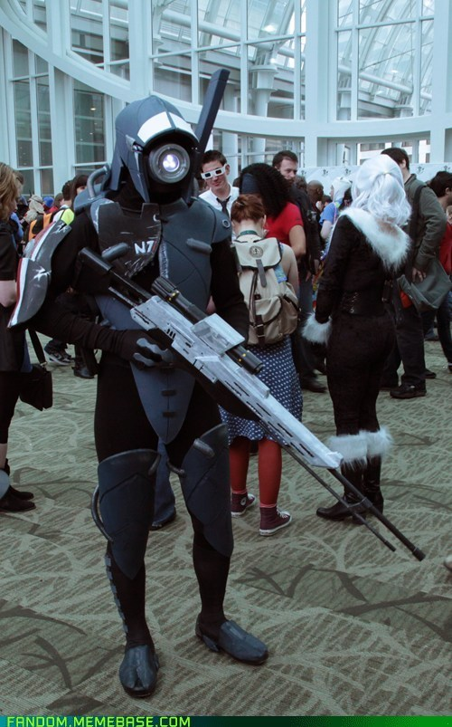cosplay,eccc,legion,mass effect,video games
