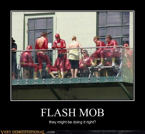 doing it right,Flash Mob,hilarious