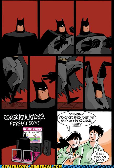 Awesome Art batman ddr everything good - 6062046976
