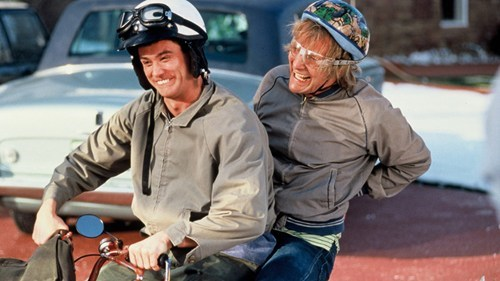 Dumb and Dumber dumb and dumber 2 jeff daniels jim carrey movies peter farrelly - 6062051584