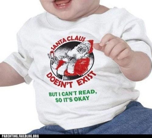 reading santa claus trolling - 6062123520
