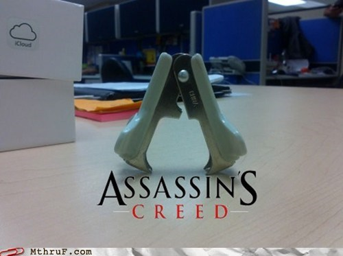 assassins creed,staple remover,Ubisoft