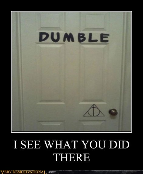 dumbledore Harry Potter hilarious i see