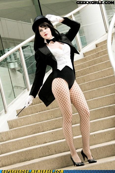 costume Sexy Ladies Super Costume zatanna - 6062978816
