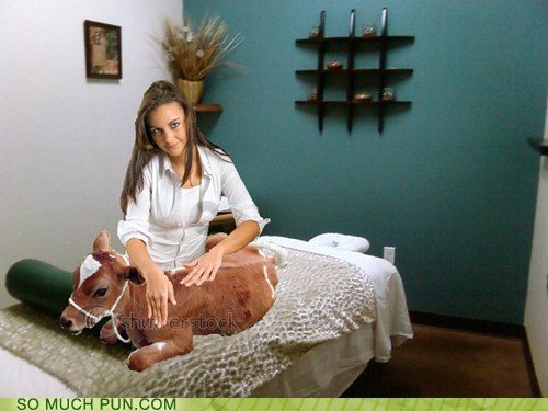 baby body part calf cow double meaning literalism massage - 6063527680