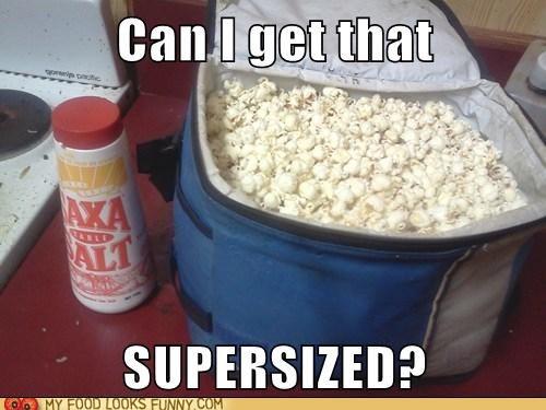 cooler Popcorn snack - 6063547136