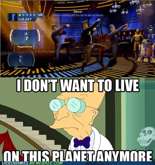 i dont want to live on this planer kinect star wars meme star wars - 6063951104