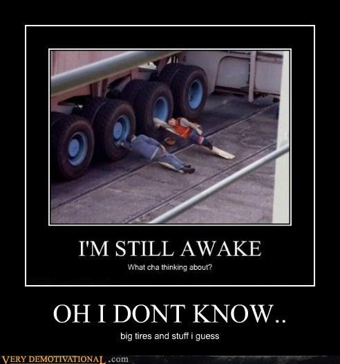 hilarious thinking tires wtf - 6064144896