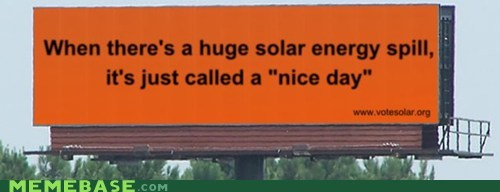 IRL nice day oil power sign solar - 6064499200