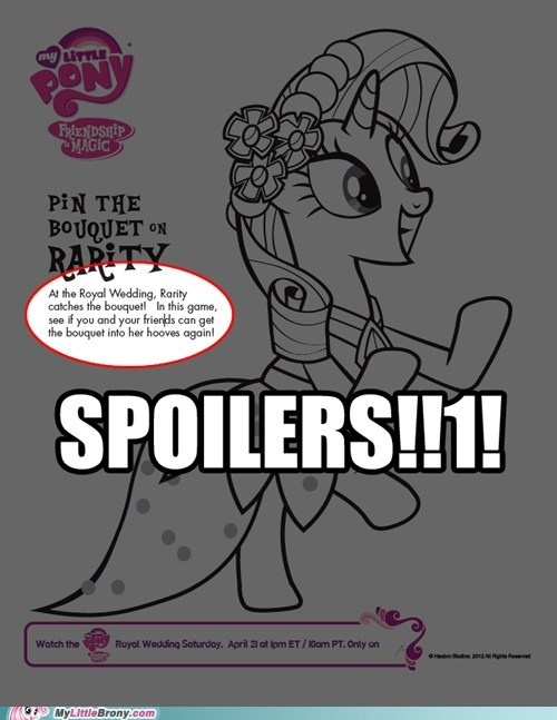 april 21st rarity royal wedding spoilers TV two parter - 6064595712