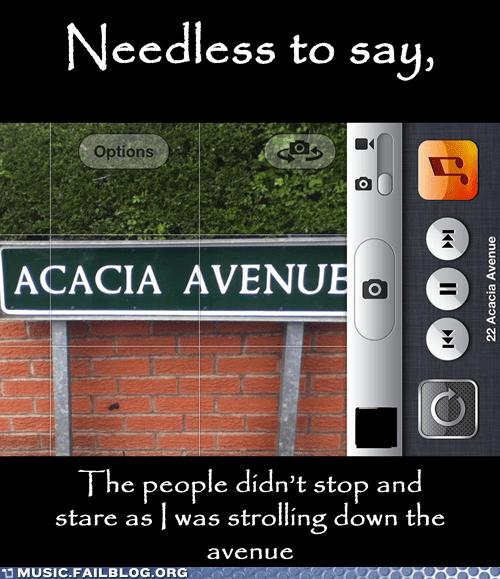acacia avenue iron maiden metal street - 6064712960
