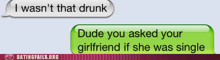 a valid question girlfriend problems is she single texting - 6064931584