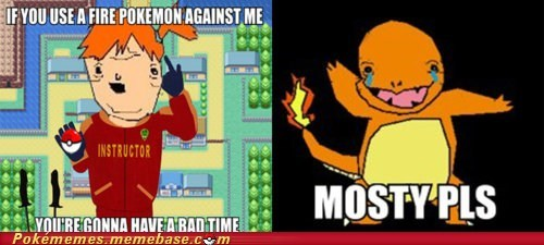 charmander dolan gym leader Memes misty rage against dolan - 6065178624