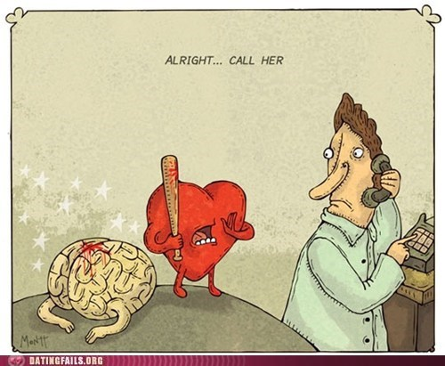 brain call her do it heart - 6065219584
