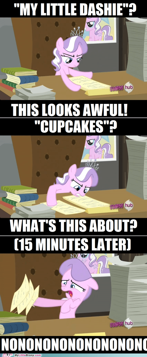 awful cupcakes fanfic meme my little dashie story - 6065360640
