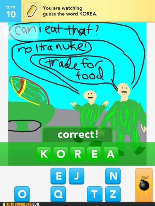 draw something food korea - 6065424128