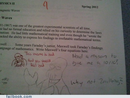 troll teacher,why not zoidberg,Zoidberg