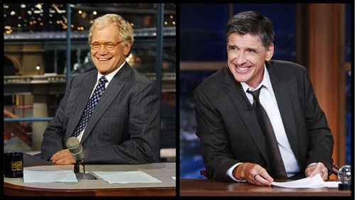 craig ferguson David Letterman johnny carson the late late show the late show TV - 6065633792
