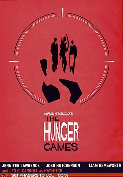 alfred hitchcock Brett Ratner David Fincher directors hunger games Michael Bay movie posters Roger Corman - 6065740800
