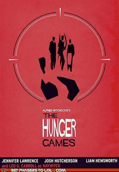 alfred hitchcock Brett Ratner David Fincher directors hunger games Michael Bay movie posters Roger Corman - 6065740800