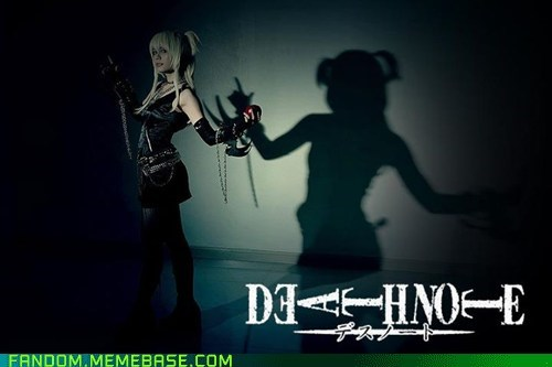 anime death note manga misa amane - 6065770496