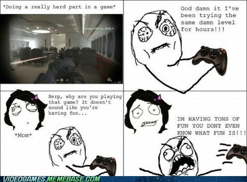 fun,FUUUUU,leave me alone,mom,rage comic