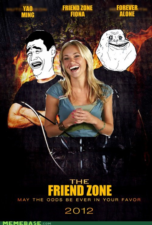 Friend Zone Fiona hunger games movies the odd - 6066255360