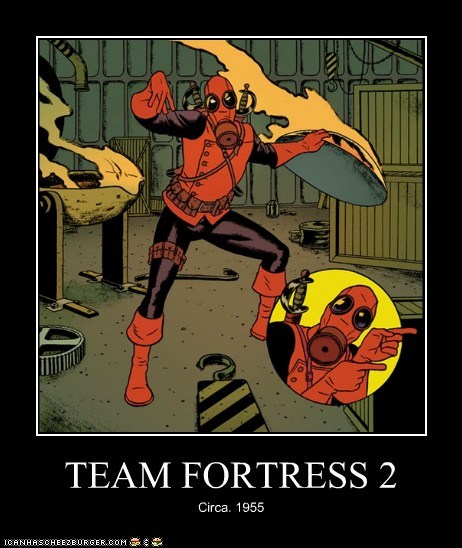 Super-Lols swords Team Fortress 2 wtf