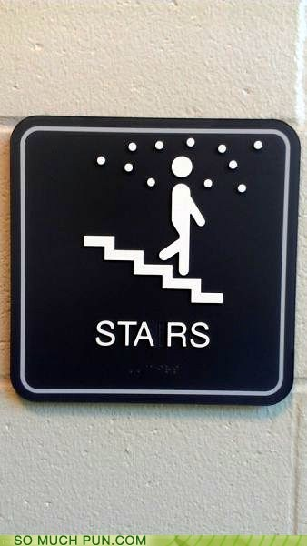 fix letter literalism missing stairs stars