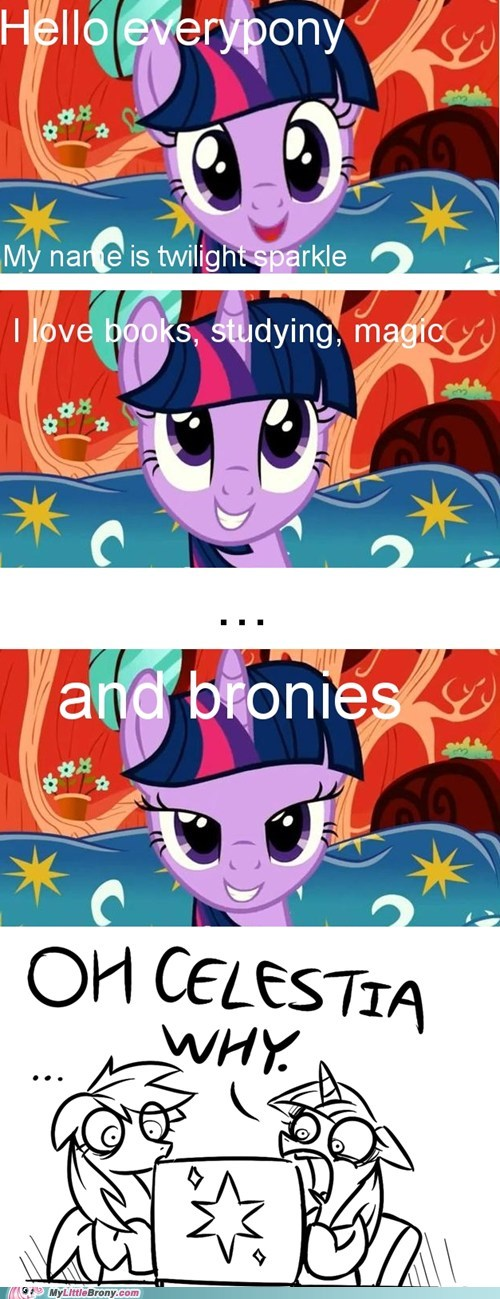 Bronies comics magic oh god twilight sparkle why - 6068838656