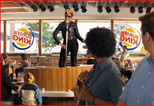 burger king,celeb,David Beckham,jay leno,mary-j-blige,salma hayek