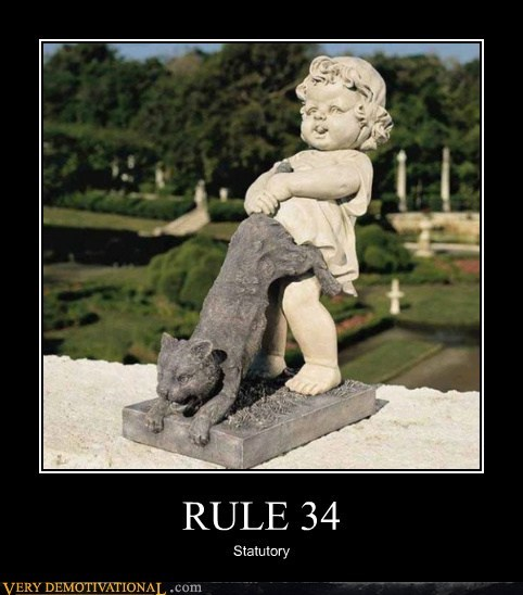 eww hilarious Rule 34 statue