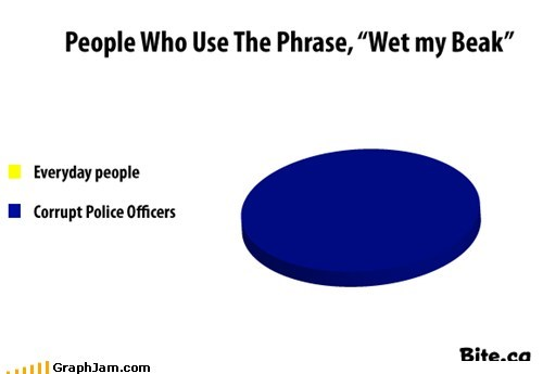 bribery,phrase,Pie Chart,saying