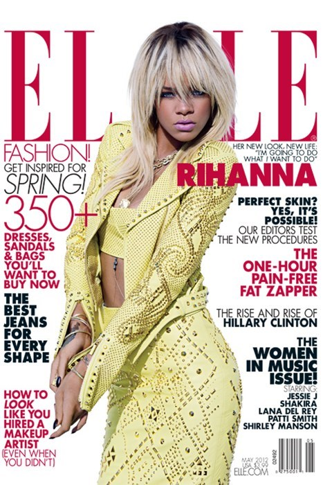 celeb chris brown Elle rihanna - 6069199360
