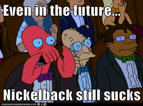 boo futurama future hermes nickelback professor farnsworth sucks Zoidberg - 6069219328