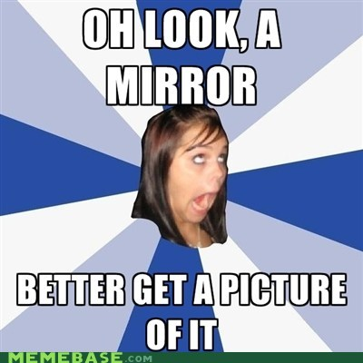 Annoying Childhood Friend,facebook,mirror,picture